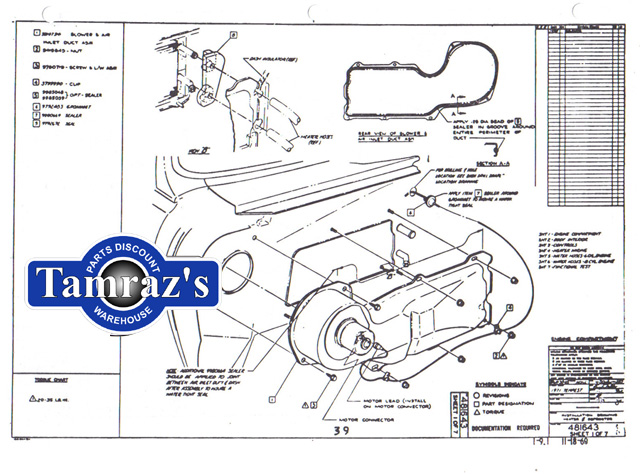 1971 gto grand prix lemans factory assembly manual loose