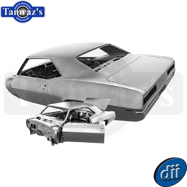 1969 Camaro Hardtop Replacement Body Shell Assembly