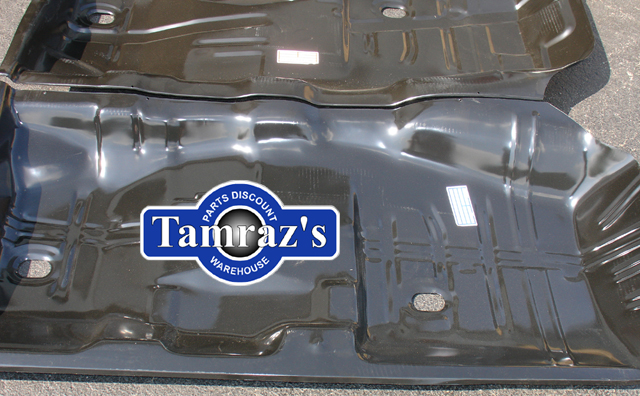 1968 1972 gm a body inside interior floor pan pans pair 01794 area code
