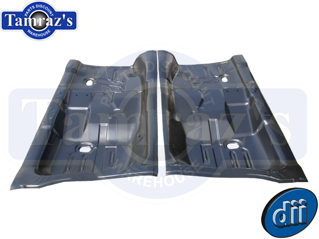 65 70 Chevy Impala Interior Floor Pan Pans Front To Rear